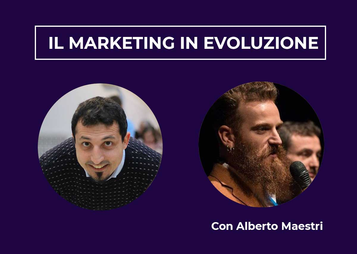 Il content marketing spiegato da Alberto Maestri